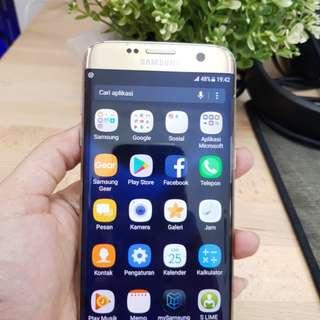 Samsung s7 edge 32gb dualsim ada minus