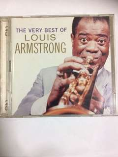 Cd 12a Louis Armstrong