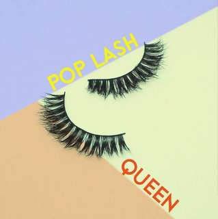 P. O Pop Lash : Queen
