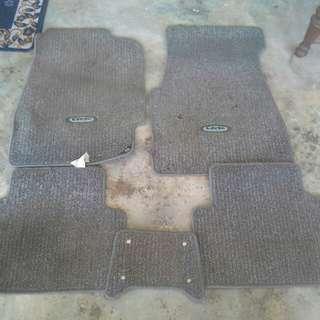 Carpet kereta honda