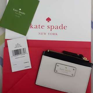 REPRICED & FREE SHIPPING: Authentic Kate Spade Adi Grove Street Wallet