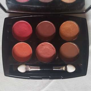Lakme Eyeshadow Palette French Rose