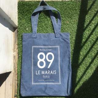 Denis Tote Bag