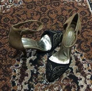 Primadona high heels (size 8-9)