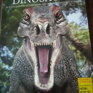 The Atlas of Dinosaur