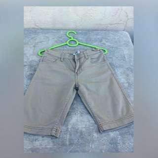 Peanuts maong shorts