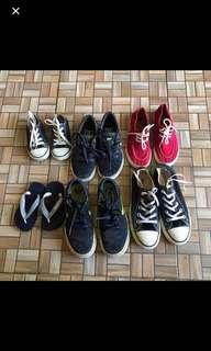 DC Shoes Left