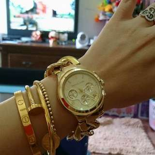 MK KORS WATCH AUTHENTIC PAWNABLE