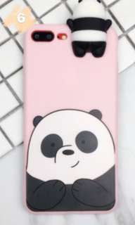 [PO] WE BARE BEARS iphone casing