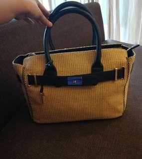 Parfois Woven Bag