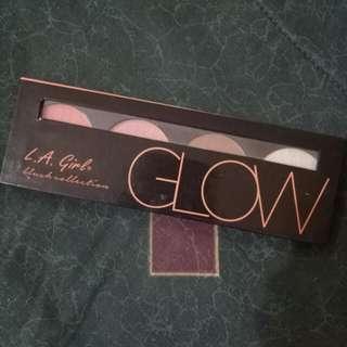 "L.A Girl ""GLOW"" blush collection"
