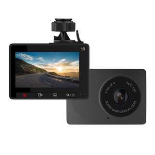 YI Dash Cam 130 Degree 2.7 Inch Screen 1080P 30 Wide Angle In Car Camera