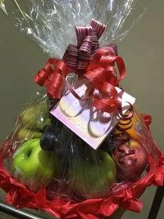 Get well & wellness basket - Fruits basket