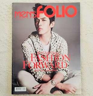 Men's folio 2012 Mach