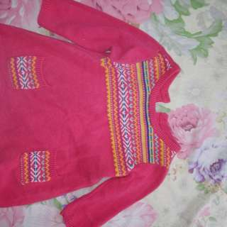 Mother care pink dress