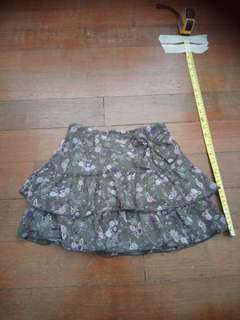 TU Girl Mini Skirt 7y/B