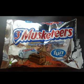 3Musketeers Funsize