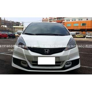 2010 fit 白 小改