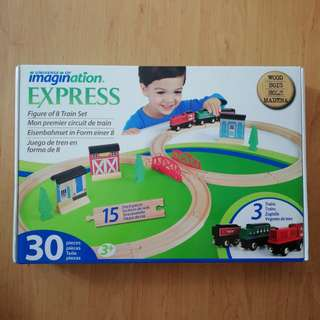 Universe of Imagination Express Figure of 8 Train Set