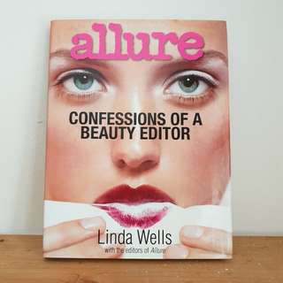 "Allure ""Confessions of a Beauty Editor"""