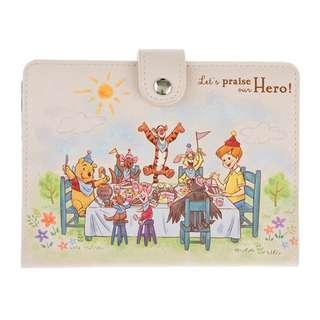 日本 Disney Store 直送 Winnie the Pooh 小熊維尼證件套 / Passport Case