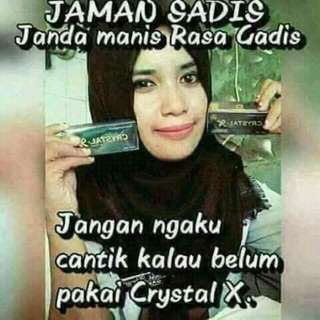 Crystal.X