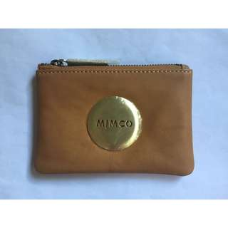 Mimco Small Pouch Honey