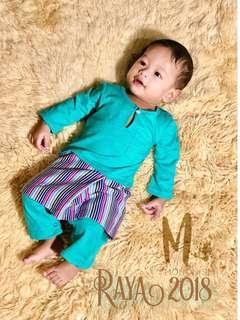 Rompers Baju Melayu