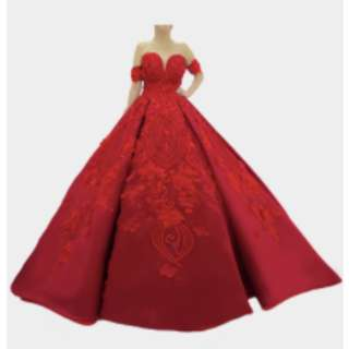 BALL GOWN (AMADEA)