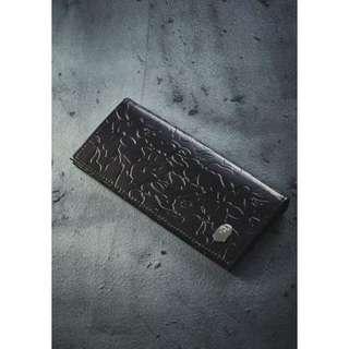 Bape 壓紋皮革銀包 (Smart 2月贈品)