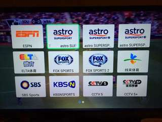 Brand New Tv Android Set Up Box (Free Latest Movies, Fox, HBO, All Channels)