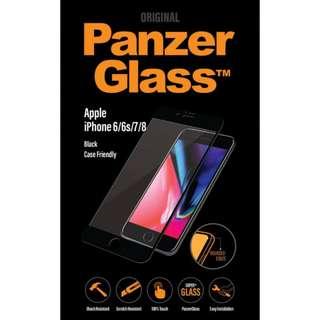 PanzerGlass iPhone 6-8/6-8 Plus CASE FRIENDLY 適配外殼系列防爆玻璃貼