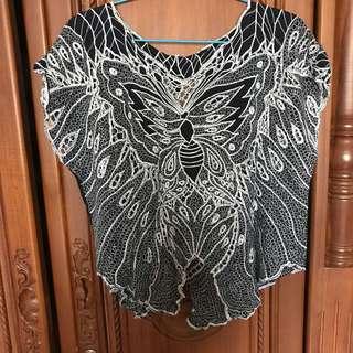 Baju Kupu-Kupu Bali