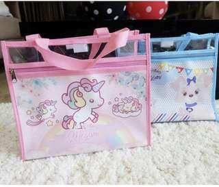 Customise birthday goodie bag