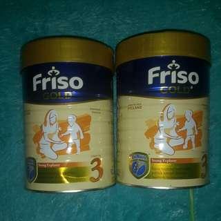 Friso gold milk