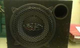 Speaker woofer 10'inc utk dilepaskan