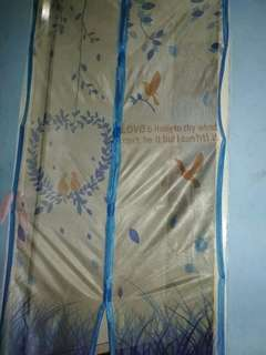Tirai anti nyamuk