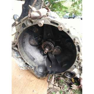Ford TX3 Gearbox