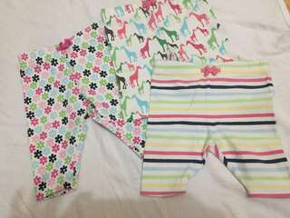 BABY GAP: 3 capri (Infant)