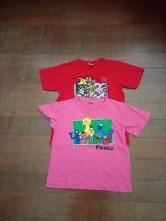 #Allforfree Kids T-shirt 5-6y