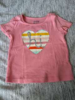 BabyGap Pink Shirt for Toddlers