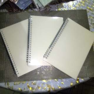 ONHAND: A5 GRID NOTEBOOKS WITH ROPE