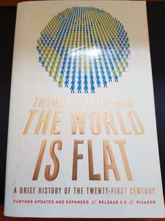 Thomas L. Friedman's The World is Flat