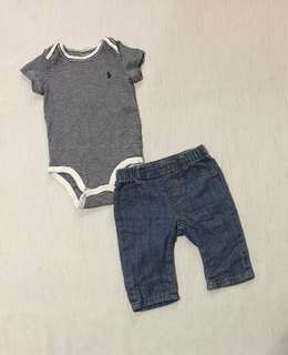 Authentic Ralph Lauren & Circo pants for baby