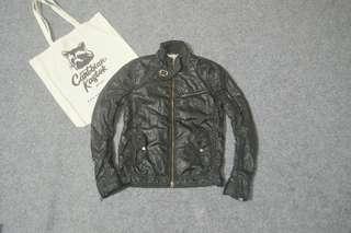 Unbrand cafe racer jacket