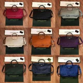Restock Longchamp Neo Small or Medium