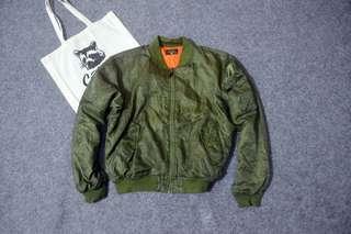 Campri bomber jacket
