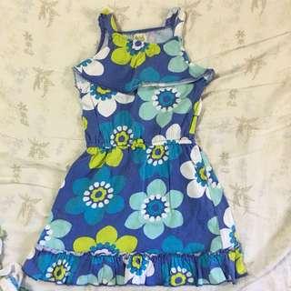 Carter's floral dress 5T