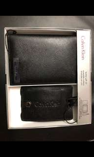 CK men passport set