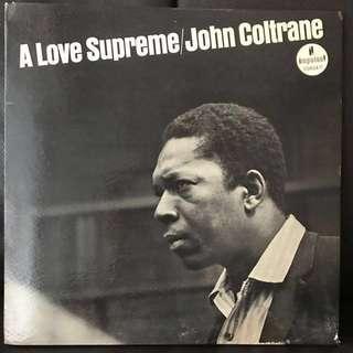 John Coltrane – A Love Supreme 【Vinyl Record】